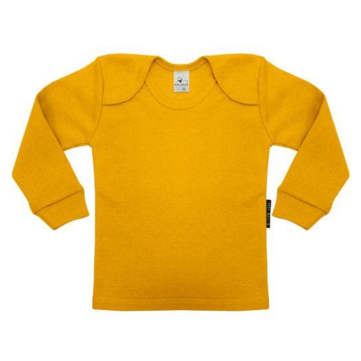 camiseta-manga-comprida-ribana-amarelo-M
