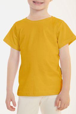 t-shirt_meia_malha_amarelo_infantil
