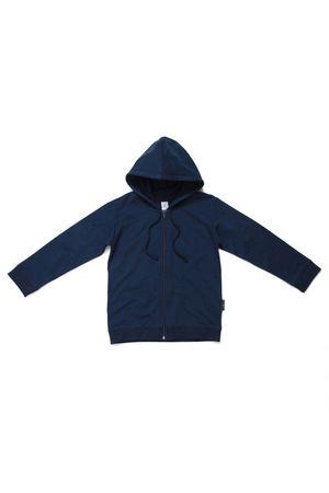 casaco-malhao-capuz-infantil-azul-marinho