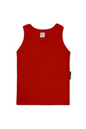 camiseta_sem_mg_ribana_infantil_vermelho