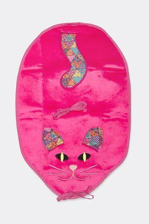 trocador-feltro-gata-rosa-pink-U