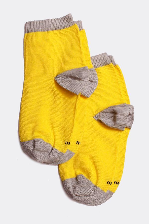 kit-meia-amarelo