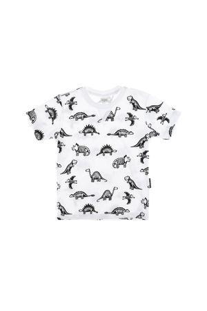 7304_T-shirt-Infantil-Manga-Curta-Fosseis_Frente