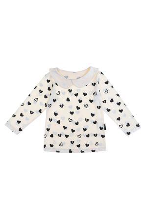 7359_T-shirt-Infantil-Coracao_Frente