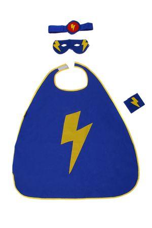 Kit Fantasia Bebê Super Hero - bb básico