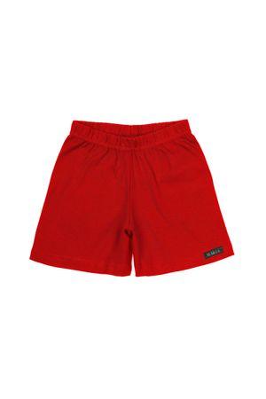short-curto-ribana-infantil-vermelho