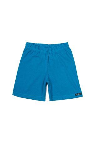 short-curto-ribana-infantil-azul-turquesa