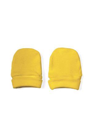 Luva-Algodao-amarelo