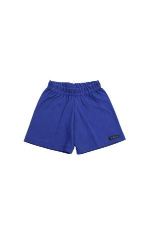 short-curto-azul-royal